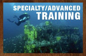 SPECIALTY/ADVANCED TRAINING