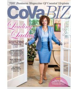 CoVa Biz Magazine featuring Virginia Beach Business